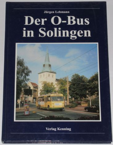 Der O-Bus in Solingen, by Jurgen Lehmann